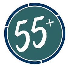 Logo Strefa 55+ , Naciśnij, żeby przejść na stronę