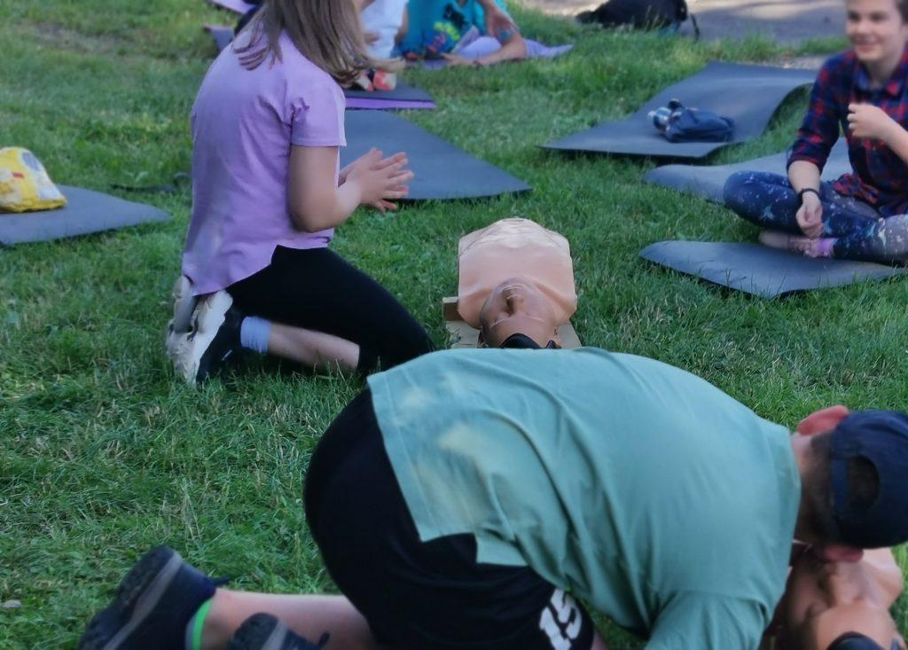 szkolenie z pierwszej pomocy dla dzieci