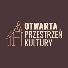 Logo Otwarta Przestrzeń Kultury, Naciśnij, żeby przejść na stronę