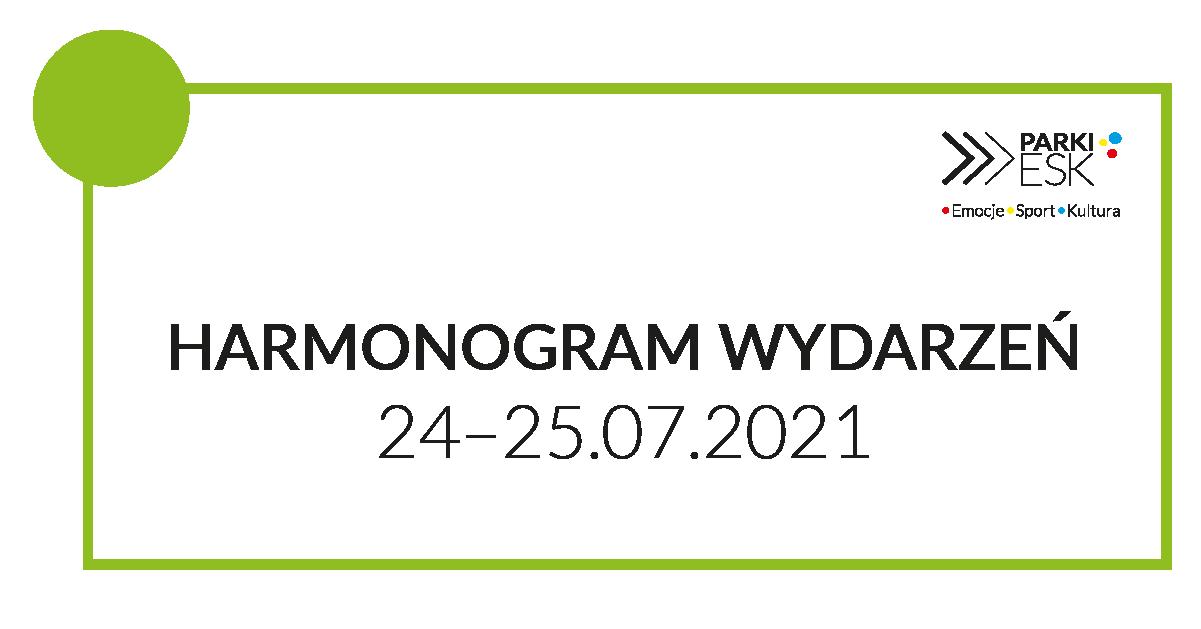 guziki harmonogram Harmonogram 24 25 07